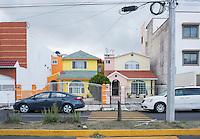 Architecture. Boca del rio. Puerto de Veracruz, Mexico