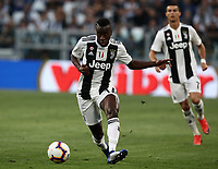 Calcio, Serie A: Juventus - Genoa, Turin, Allianz Stadium, October 20, 2018.<br /> Juventus' Blaise Matuidi in action during the Italian Serie A football match between Juventus and Genoa at Torino's Allianz stadium, October 20, 2018.<br /> UPDATE IMAGES PRESS/Isabella Bonotto