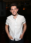 "Casey Cott from the cast of ""Riverdale"" visits Broadway's ""Bandstand"" at the Bernard Jacobs Theate on May 19, 2017 in New York City."