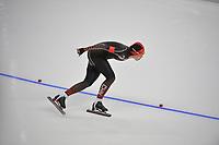 OLYMPIC GAMES: PYEONGCHANG: 10-02-2018, Gangneung Oval, Long Track, 3000m Ladies, Jiachen Hao (CHN), ©photo Martin de Jong