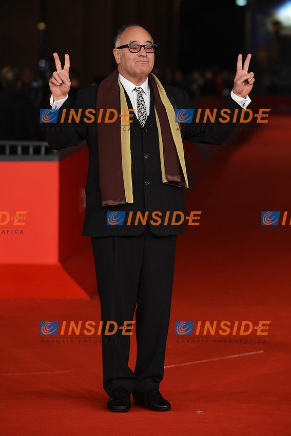 """Director Amos Poe - Movie """"A walk in the dark"""" .Roma 9/11/2012 Auditorium.Festival del Cinema di Roma.Foto Guido Aubry Elipics"""
