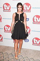 Sadie Stewart<br /> arriving for the TV Choice Awards 2017 at The Dorchester Hotel, London. <br /> <br /> <br /> ©Ash Knotek  D3303  04/09/2017