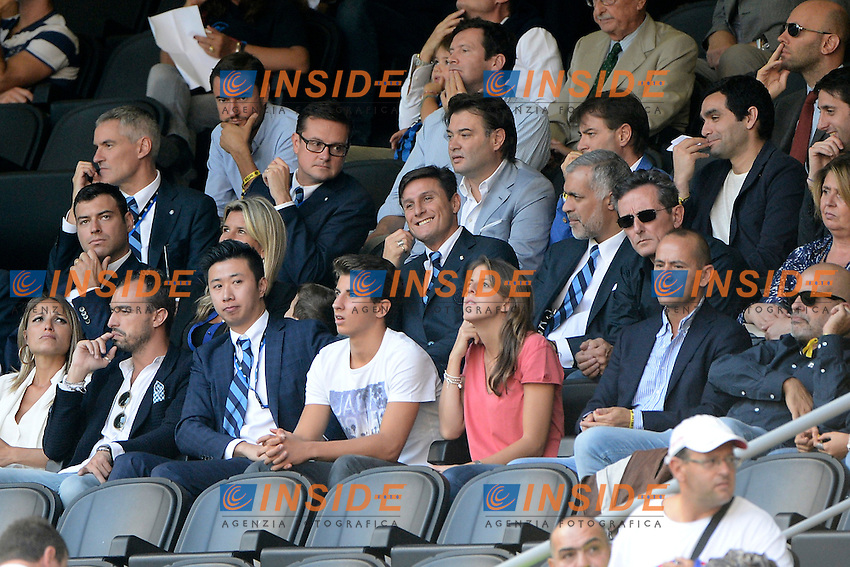 Javier Zanetti Inter<br /> Milano 25-09-2016 Stadio Giuseppe Meazza - Football Calcio Serie A Inter - Bologna. Foto Giuseppe Celeste / Insidefoto