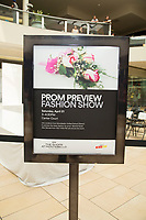 Prom Preview 2018 at The Shops at Montebello in Los Angeles, CA (Photo by Tony Ducret/Guest of a Guest)