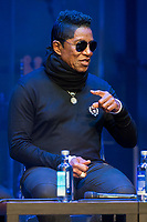 Michael Jackson's brother, Jermaine Jackson attends to presentation of musical 'Forever' at Teatro Nuevo Apolo in Madrid, Spain. January 18, 2018. (ALTERPHOTOS/Borja B.Hojas)
