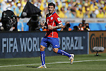 Eugenio Mena (CHI), JUNE 28, 2014 - Football / Soccer : FIFA World Cup Brazil 2014 round of 16 match between Brazil and Chile at the Mineirao Stadium in Belo Horizonte, Brazil. (Photo by AFLO)