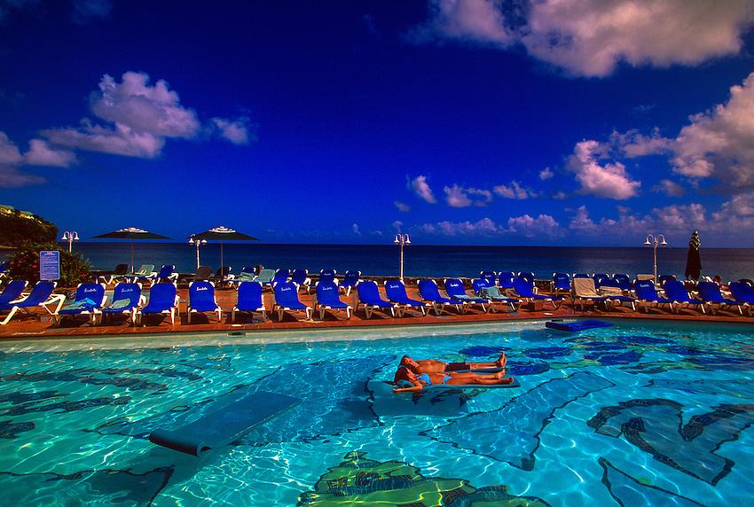 Sandals Regency Resort, St. Lucia