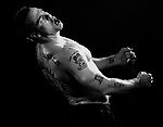 Henry Rollins.Birch Hill.Old Bridge, NJ.Sun Apr 14,1997