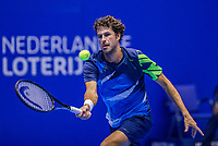 Rotterdam, Netherlands, December 16, 2017, Topsportcentrum, Ned. Loterij NK Tennis, Semifinal men, Robin Haase (NED)<br /> Photo: Tennisimages/Henk Koster