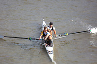 Crew: 44  Leicester Rowing Club - Op 2- Intermediate<br /> <br /> Pairs Head 2019<br /> <br /> To purchase this photo, or to see pricing information for Prints and Downloads, click the blue 'Add to Cart' button at the top-right of the page.