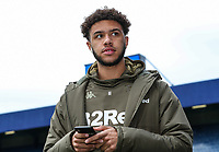 Leeds United's Tyler Roberts pictured before today's match<br /> <br /> Photographer Andrew Kearns/CameraSport<br /> <br /> The Emirates FA Cup Third Round - Queens Park Rangers v Leeds United - Sunday 6th January 2019 - Loftus Road - London<br />  <br /> World Copyright &copy; 2019 CameraSport. All rights reserved. 43 Linden Ave. Countesthorpe. Leicester. England. LE8 5PG - Tel: +44 (0) 116 277 4147 - admin@camerasport.com - www.camerasport.com