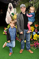 Rufus Hound<br /> arives for the &quot;Rio 2&quot; Screening at the Vue cinema Leicester Square, London. 30/03/2014 Picture by: Steve Vas / Featureflash