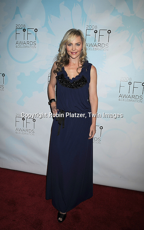Carmindy ..posing for photographers at The 36th Annual Fifi Awards..Show on May 20, 2008 at The Park Avenue Armory at 67th Street in New York City. This was presented by The Fragrance Foundation.....Robin Platzer, Twin Images