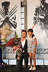 August 28, 2013 : Tokyo, Japan – Hugh Jackman appears at the Japan Premiere for The Wolverine by James Mangold in the Roppongi Hills, Tokyo, Japan. (Photo by Yumeto Yamazaki/AFLO)