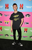 LOS ANGELES, CA - MARCH 8: Designer Christian Cowan, at Christian Cowan x The Powerpuff Girls_Show at City Market Social House in Los Angeles, California on March 8, 2019.   <br /> CAP/MPI/SAD<br /> ©SAD/MPI/Capital Pictures