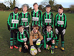 Albion Black U-11.<br /> <br /> Photo - Jenny Matthews
