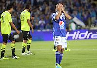 Millonarios vs Atletico Nacional partido ida fimal 13-11-2013