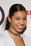 Ayana Workman attends the Opening Night Party for Red Bull Theater's All-Female MAC BETH at Houston Hall on May 19, 2019 in New York City.