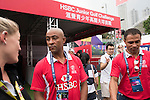 Gordon French &George Gregan atJason Robinson &George Gregan atJason Robinson & George Fregan atThe VillageHSBC Hong Kong Rugby Sevens 2016 on 09 April 2016 at Hong Kong Stadium in Hong Kong, China. Photo by Moses Ng / Power Sport Images