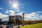 Aberdeen Exhibition and Conference Centre (AECC)<br /> <br /> Image by: Malcolm McCurrach<br /> Sun, 1, March, 2015 |  © Malcolm McCurrach 2015 |  All rights Reserved. picturedesk@nwimages.co.uk | www.nwimages.co.uk | 07743 719366