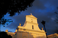 Puerto Rico, San Juan, San Juan Cathedral