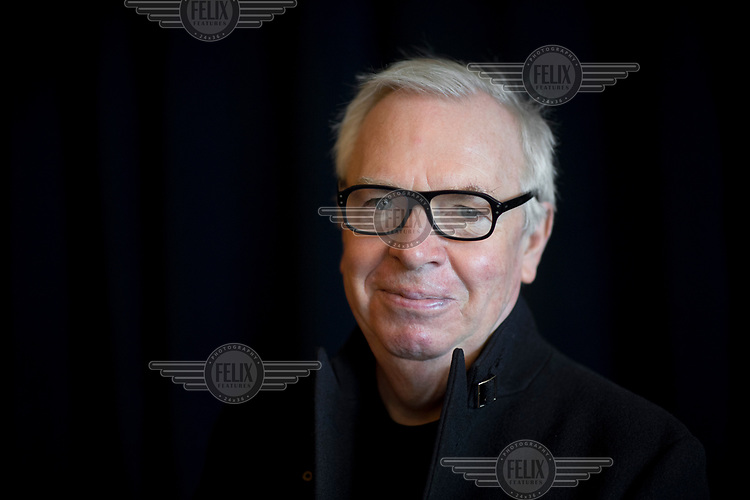 Architect David Chipperfield.