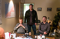 Acts of Violence (2018) <br /> Shawn Ashmore and Cole Hauser <br /> *Filmstill - Editorial Use Only*<br /> CAP/KFS<br /> Image supplied by Capital Pictures