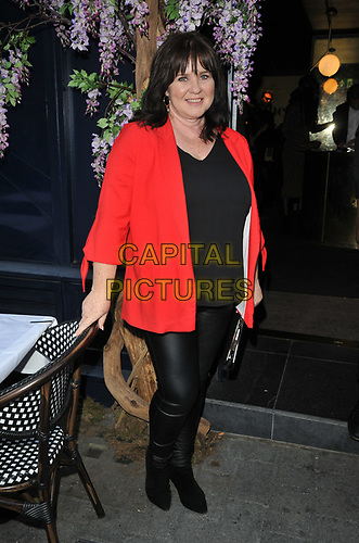 """Coleen Nolan at the """"The Thunder Girls"""" book launch party, The Court, Kingly Street, London, England, UK, on Tuesday 02nd July 2019.<br /> CAP/CAN<br /> ©CAN/Capital Pictures"""