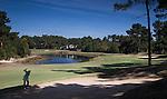 PORTUGAL - Hole 15. Quinta do Conde- Golfbaan Quinta do Peru Golf & Country Club. COPYRIGHT KOEN SUYK