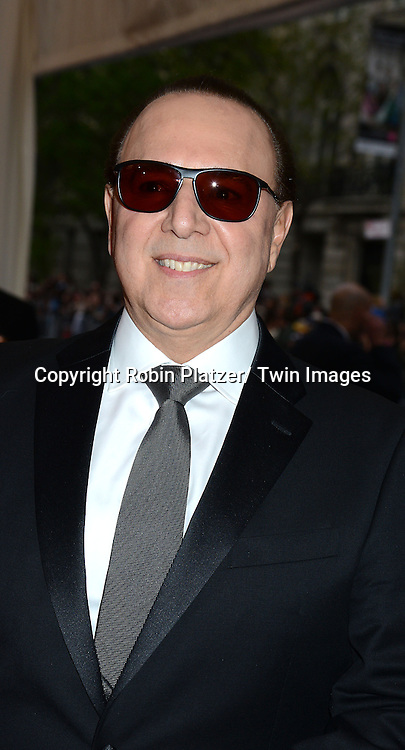 Tommy Mottola attend the Costume Institute Benefit on May 5, 2014 at the Metropolitan Museum of Art in New York City, NY, USA. The gala celebrated the opening of Charles James: Beyond Fashion and the new Anna Wintour Costume Center.