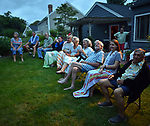 (Lynnfield, MA, 07/01/17) Evans Shilhan annual summer party on Saturday, July 01, 2017. Staff photo by Christopher Evans
