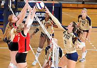 FIU Volleyball v. Louisiana Lafayette (10/5/12)