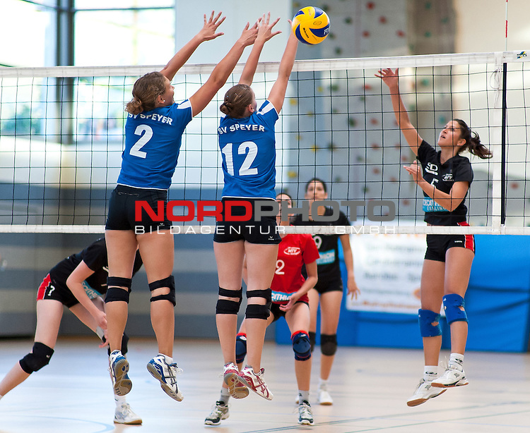 2 bundesliga volleyball damen