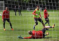 01.05.2018: Eintracht Frankfurt Training