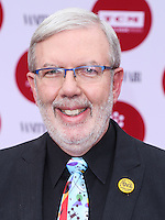 "HOLLYWOOD, LOS ANGELES, CA, USA - APRIL 10: Leonard Maltin at the 2014 TCM Classic Film Festival - Opening Night Gala Screening of ""Oklahoma!"" held at TCL Chinese Theatre on April 10, 2014 in Hollywood, Los Angeles, California, United States. (Photo by David Acosta/Celebrity Monitor)"