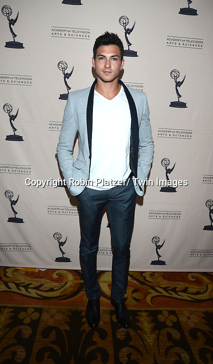 Rob Wilson attends the Academy Of Television Arts & Science Daytime Programming  Peer Group Celebration for the 40th Annual Daytime Emmy Awards Nominees party on June 13, 2013 at the Montage Beverly Hills in Beverly Hills, California.