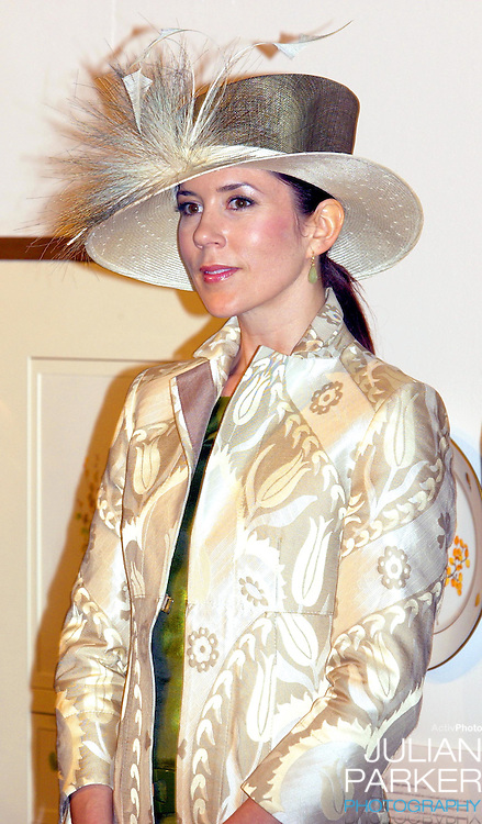 Crown Prince Frederik & Crown Princess Mary of Denmark visit Australia..Visit to the University of Tasmania Centre For The Arts in Hobart..