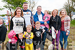 Lixnaw Vintage Rally : Pictured at the Lixnaw Vintage Rally on Sunday last were Sharon Russell, Tadgh Dalton, Simon Saoirse Russell, Shelia Russell & Orla McGlynn. In front are Kyle & Daryl Dalton &..........