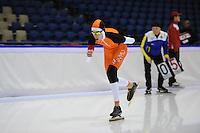 SCHAATSEN: HEERENVEEN: IJsstadion Thialf 26-02-2016, Vikingrace, ©foto Martin de Jong