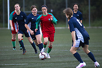 190807 Football - Wellington Premier Girls 1st XI