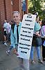 Norwich Pride, 28 July 2018 UK - Peter Tatchell