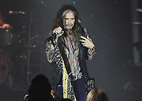 PHOENIX, AZ - MARCH 10:  Steven Tyler at Muhammad Ali's Celebrity Fight Night XXIV at the JW Marriott Desert Ridge Resort & Spa on March 10, 2018 in Phoenix, Arizona. (Photo by Scott Kirkland/PictureGroup)