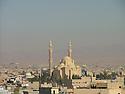 Iraq 2004 .The big mosque of Erbil ( Hawler).Irak 2004.La grande mosquee d'Erbil ( Hawler)