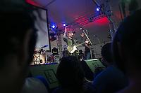 Fun Fun Fun Festival 2014<br /> Austin, Texas<br /> Fred Armisen<br /> J Mascis