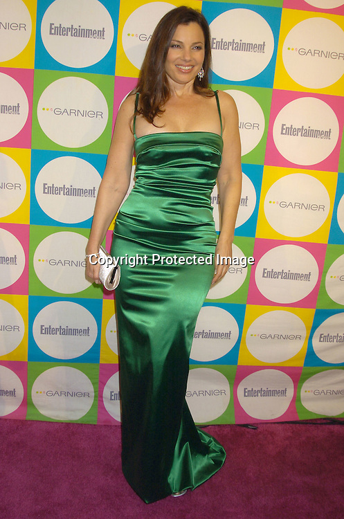 Fran Drescher ..at The Entertainment Weekly Must List Party on June 16, 2005 at Deep. ..Photo by Robin Platzer, Twin Images