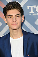 David Mazouz at the Fox TCA After Party at Soho House, West Hollywood, USA 08 Aug. 2017<br /> Picture: Paul Smith/Featureflash/SilverHub 0208 004 5359 sales@silverhubmedia.com