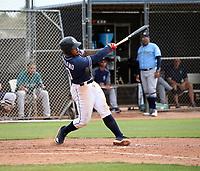 Luis Campusano - San Diego Padres 2019 spring training (Bill Mitchell)