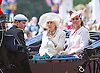 KATE, CAMILLA AND PRINCE HARRY  RIDE IN CARRIAGE<br /> to the Trooping of the Colour Parade at Horse Guards.<br /> The Duchess of Cambridge is 8 months into her pregnancy.<br /> The event marks the Queen's Official Birthday, The Mall, London_15th June 2013<br /> Photo Credit: &copy;Reynolds/NEWSPIX INTERNATIONAL<br /> <br /> **ALL FEES PAYABLE TO: &quot;NEWSPIX INTERNATIONAL&quot;**<br /> <br /> PHOTO CREDIT MANDATORY!!: NEWSPIX INTERNATIONAL<br /> <br /> IMMEDIATE CONFIRMATION OF USAGE REQUIRED:<br /> Newspix International, 31 Chinnery Hill, Bishop's Stortford, ENGLAND CM23 3PS<br /> Tel:+441279 324672  ; Fax: +441279656877<br /> Mobile:  0777568 1153<br /> e-mail: info@newspixinternational.co.uk
