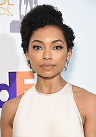 09 March 2019 - Hollywood, California - Logan Browning. 50th NAACP Image Awards Nominees Luncheon held at the Loews Hollywood Hotel.  <br /> CAP/ADM/BT<br /> &copy;BT/ADM/Capital Pictures