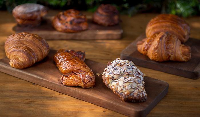 Pastries at Big Sur Bakery in Big Sur, California.